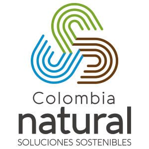 logo colombia natural